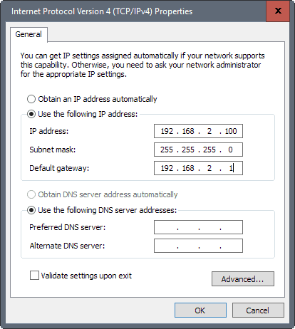windows 10 internet issue