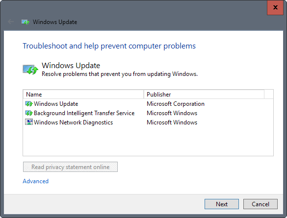Fix Windows Update errors with new Windows 10 repair tool