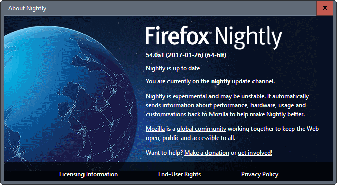 Time to make the switch to 64-bit Firefox on Windows