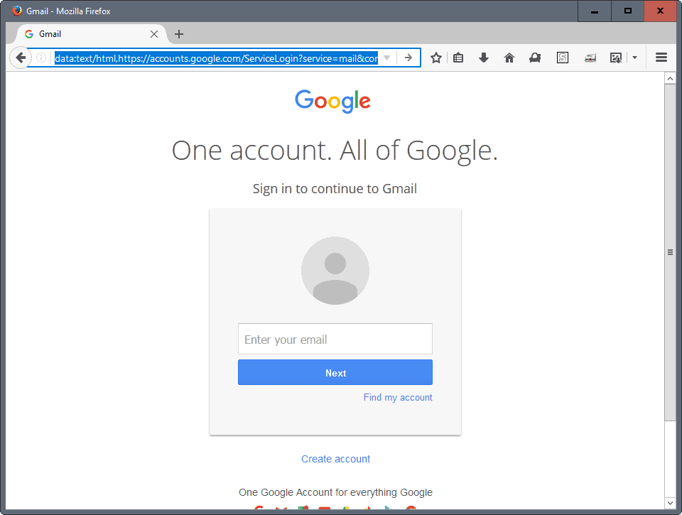 Beware: new sophisticated Gmail phishing attacks
