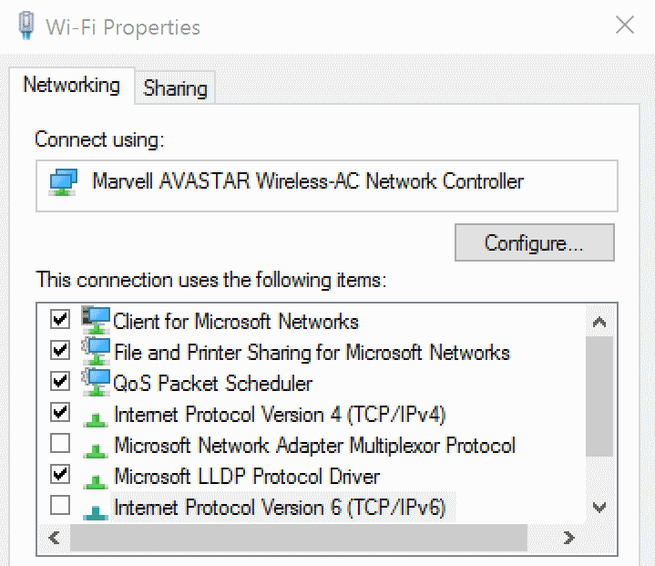"How to fix ""no Internet secured"" Wifi connectivity issues on Windows"