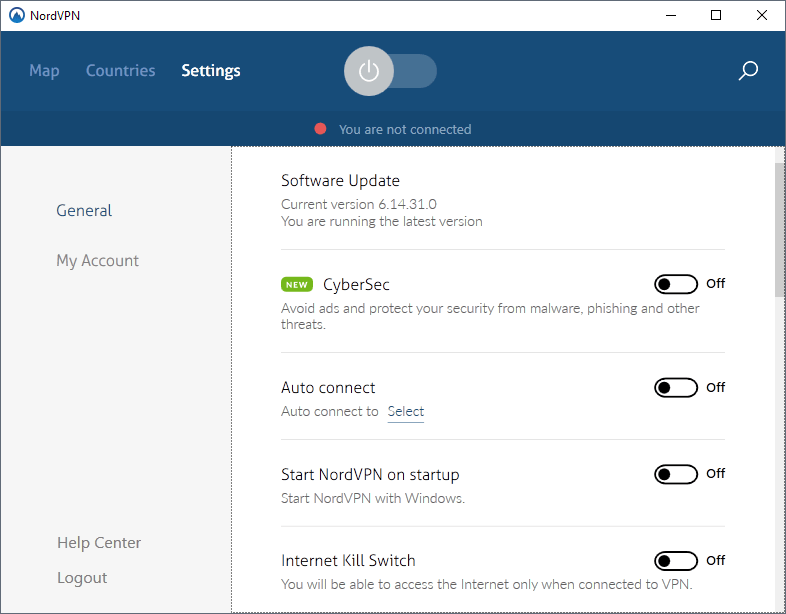 Get the most out of NordVPN's VPN client - gHacks Tech News