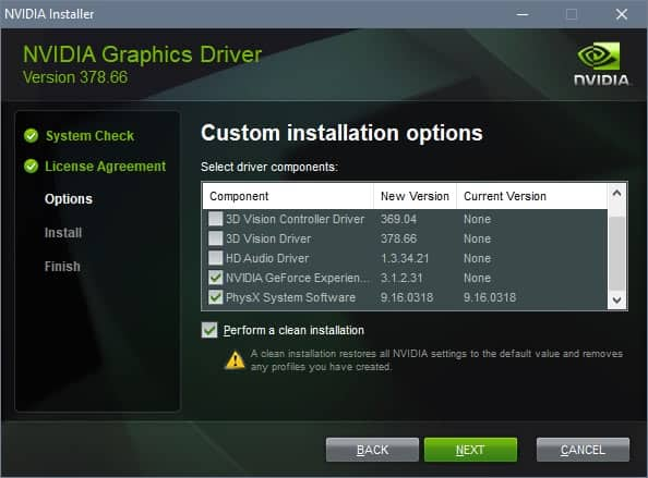 Nvidia releases GeForce Hotfix driver 378.72
