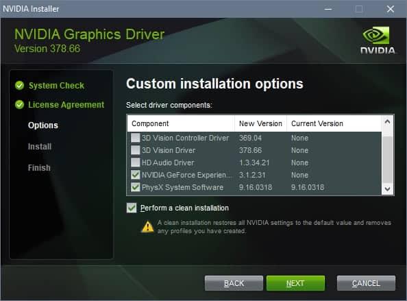 nvidia geforce driver 378.66