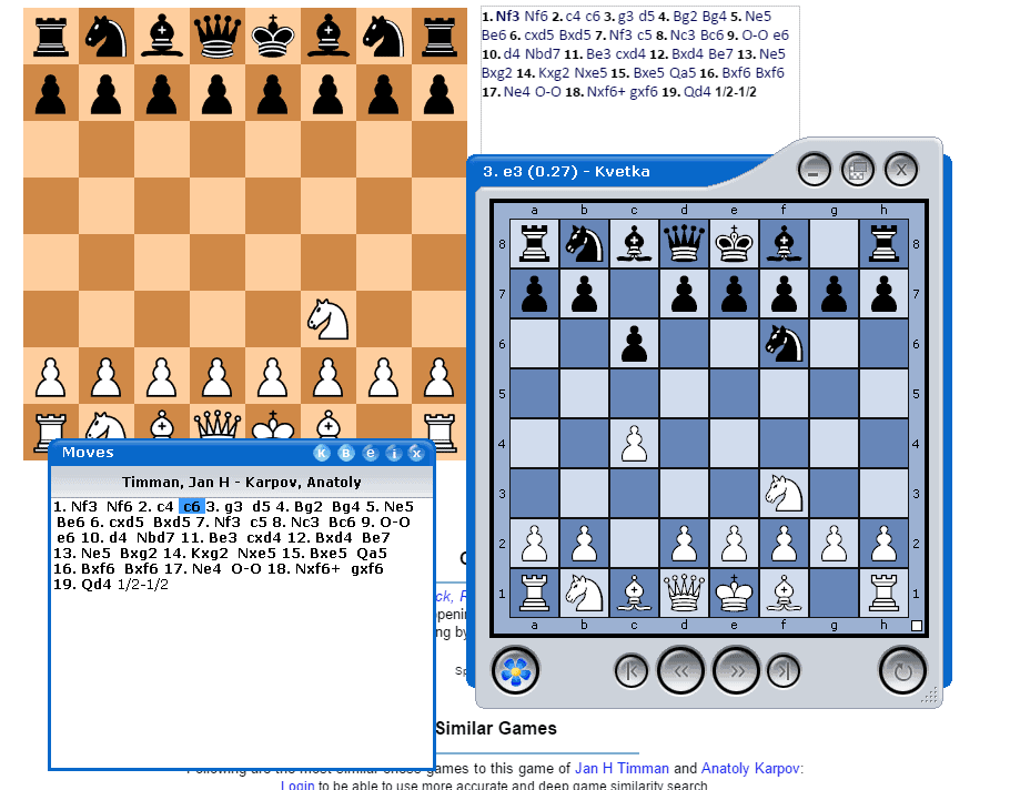 kvetka chess