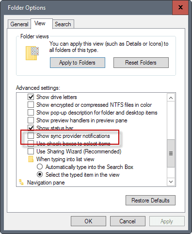 how to turn off define with double click