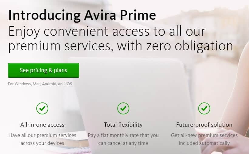 Avira Prime: first look at Avira's new premium service