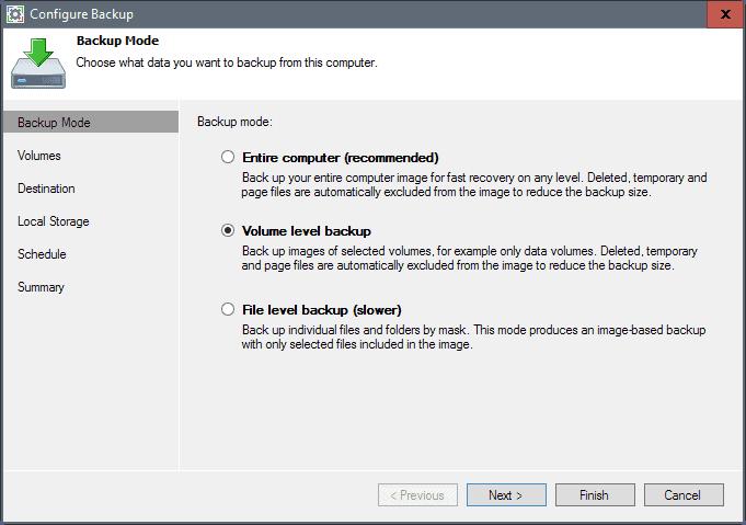 Free Backup Software – Best Windows Backup Software Programs