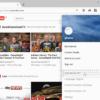 youtube dark mode enable