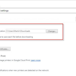 chrome disable automatic downloads