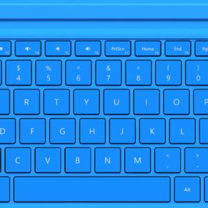 surface keyboard backlight