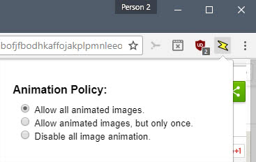 animation policy chrome