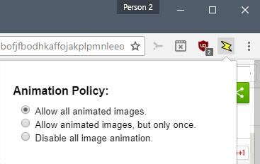 animation policy chrome