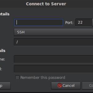 Nemo Server Information