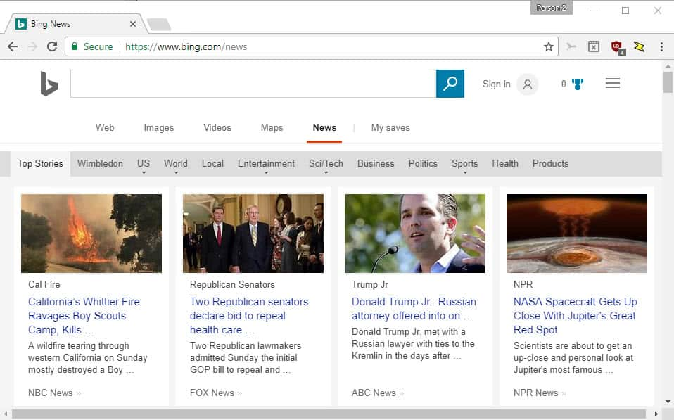 Google News Alternatives