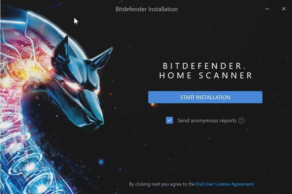 bitdefender home scanner
