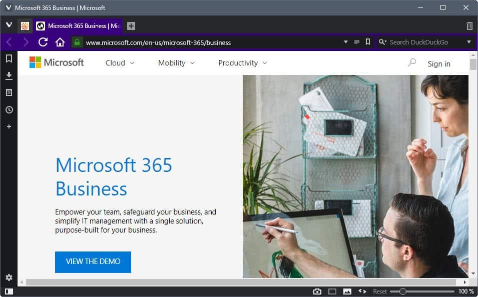 microsoft 365 business enterprise