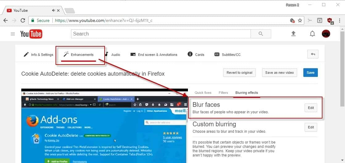 blur-faces-youtube YouTube's improved Blur Faces tool launches