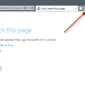 hide microsoft edge button internet explorer