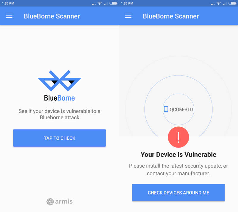 blueborne scanner