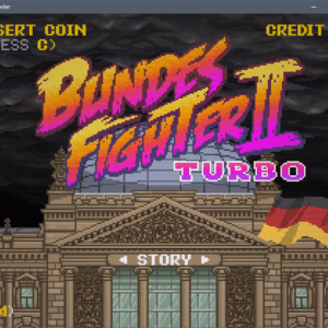 bundesfighter ii turbo