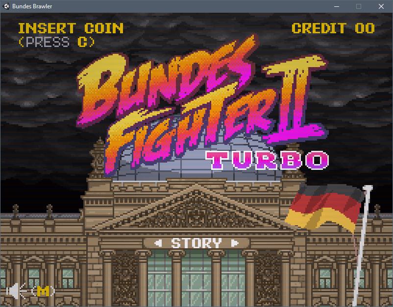 bundesfighter ii turbo