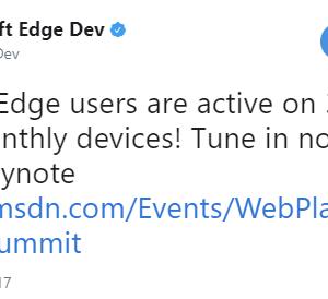edge 330 million devices
