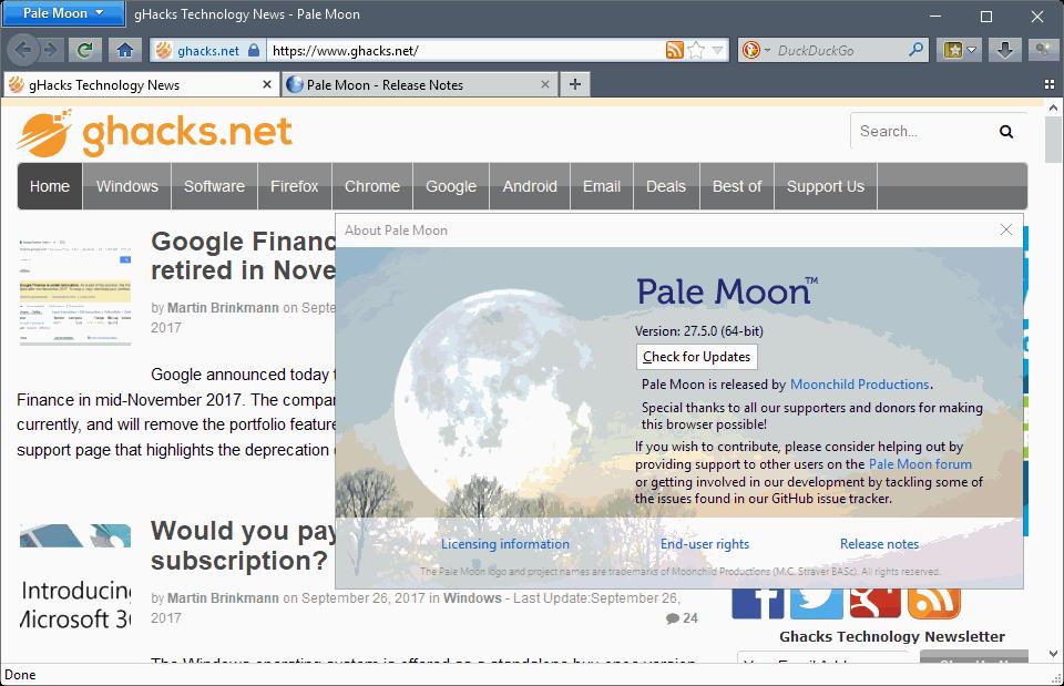 pale moon 27.5
