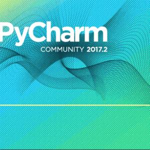 PyCharm Splash