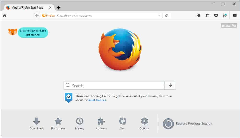 Mozilla might offer Freemium services in the future