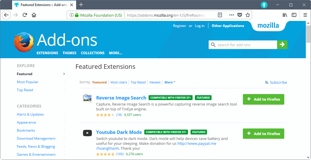 Mozilla changes review process for Firefox WebExtensions