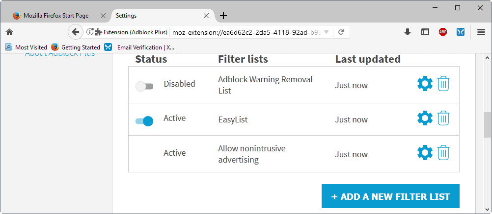 How to migrate from Adblock Plus to uBlock Origin - gHacks