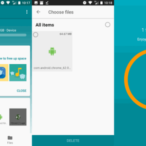 files go google android