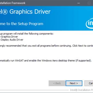 intel graphics 4k hdr