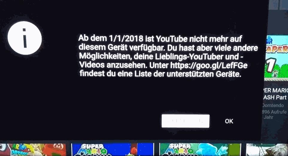 fire tv youtube