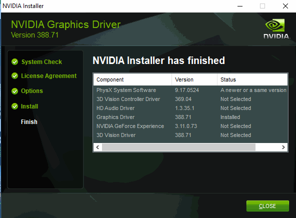 Nvidia Graphics Driver 388.71: PUBG Game Ready support