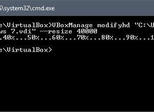 resize virtual machine virtualbox
