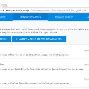 Tusk KeePass password web browser extension - gHacks Tech News