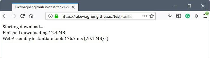 webassembly benchmark