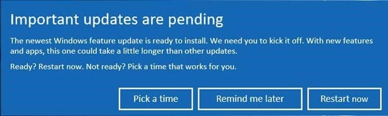 Windows 10 Fall Creators Update reaches final rollout phase