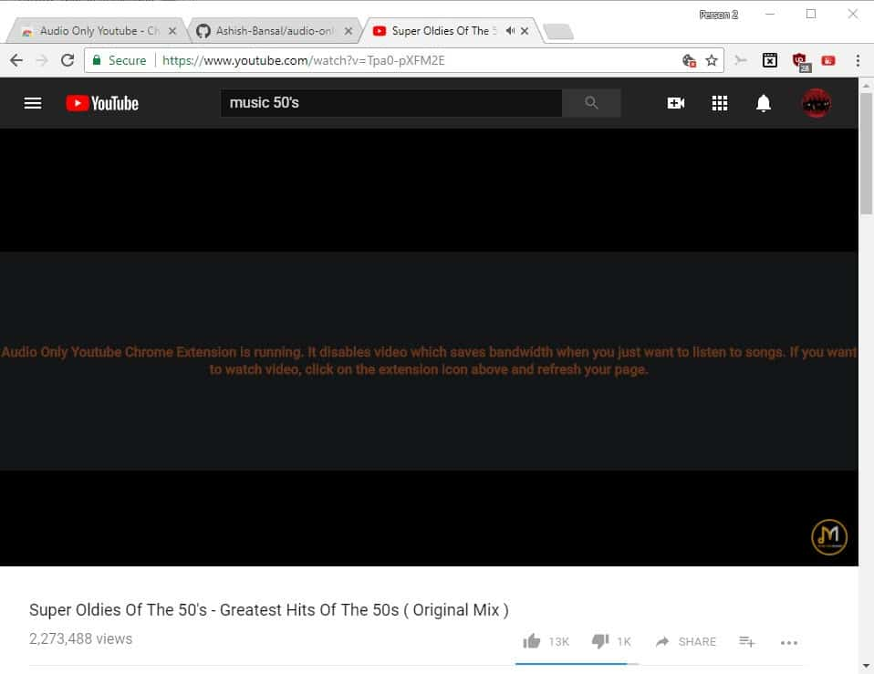 cant watch youtube videos on chrome
