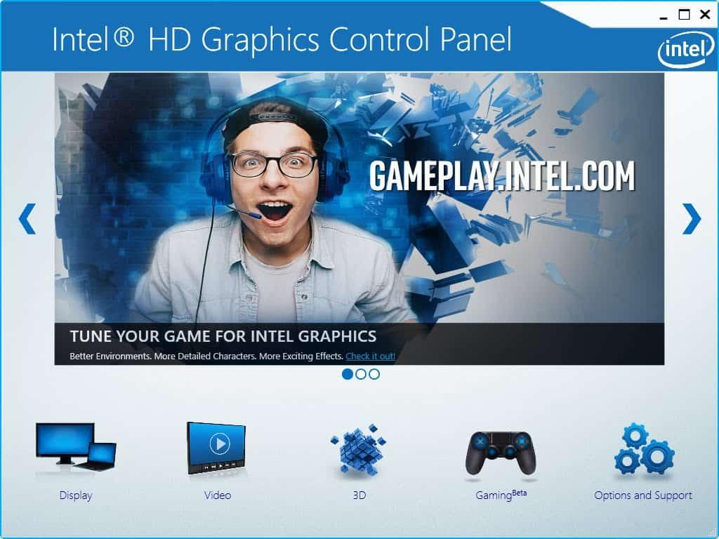 intel hd graphics gaming