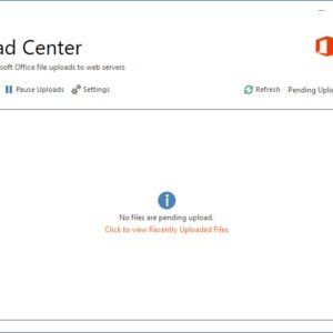 office upload center