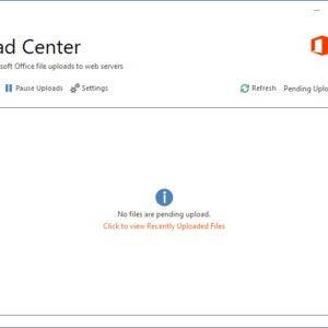 office upload center