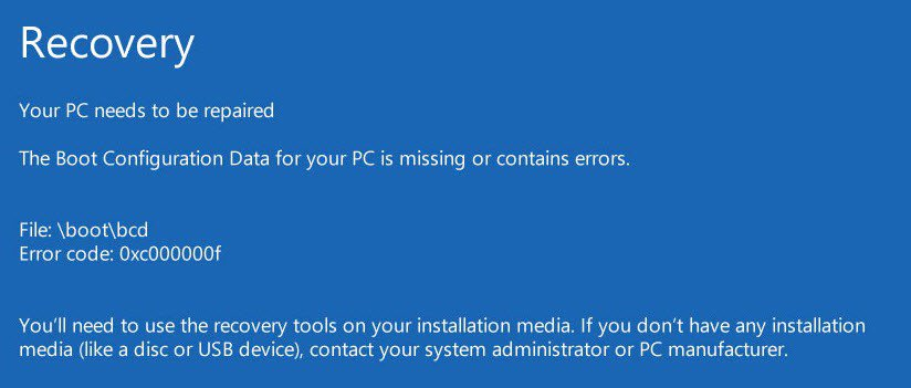 create windows 10 recovery media for your dell computer