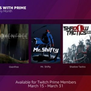 free games with prime