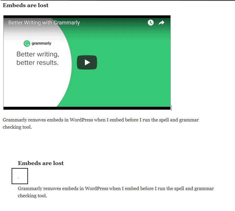 Grammarly Grammar and Spelling Checker issues - gHacks Tech News