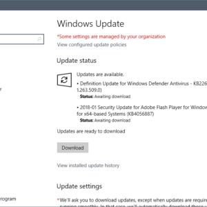 microsoft windows updates march 2018