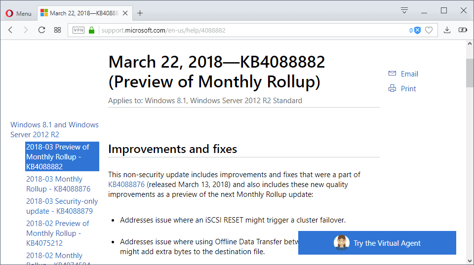 Should you install preview rollups for Windows? - gHacks Tech News