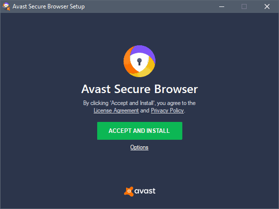 avast secure browser review 2018
